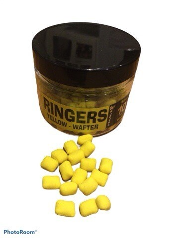 Ringers Slims Yellow Wafters 10mm