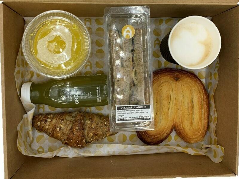Esmorzar Vegetarià
