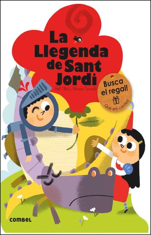 LLIBRE-PASTÍS DE SANT JORDI