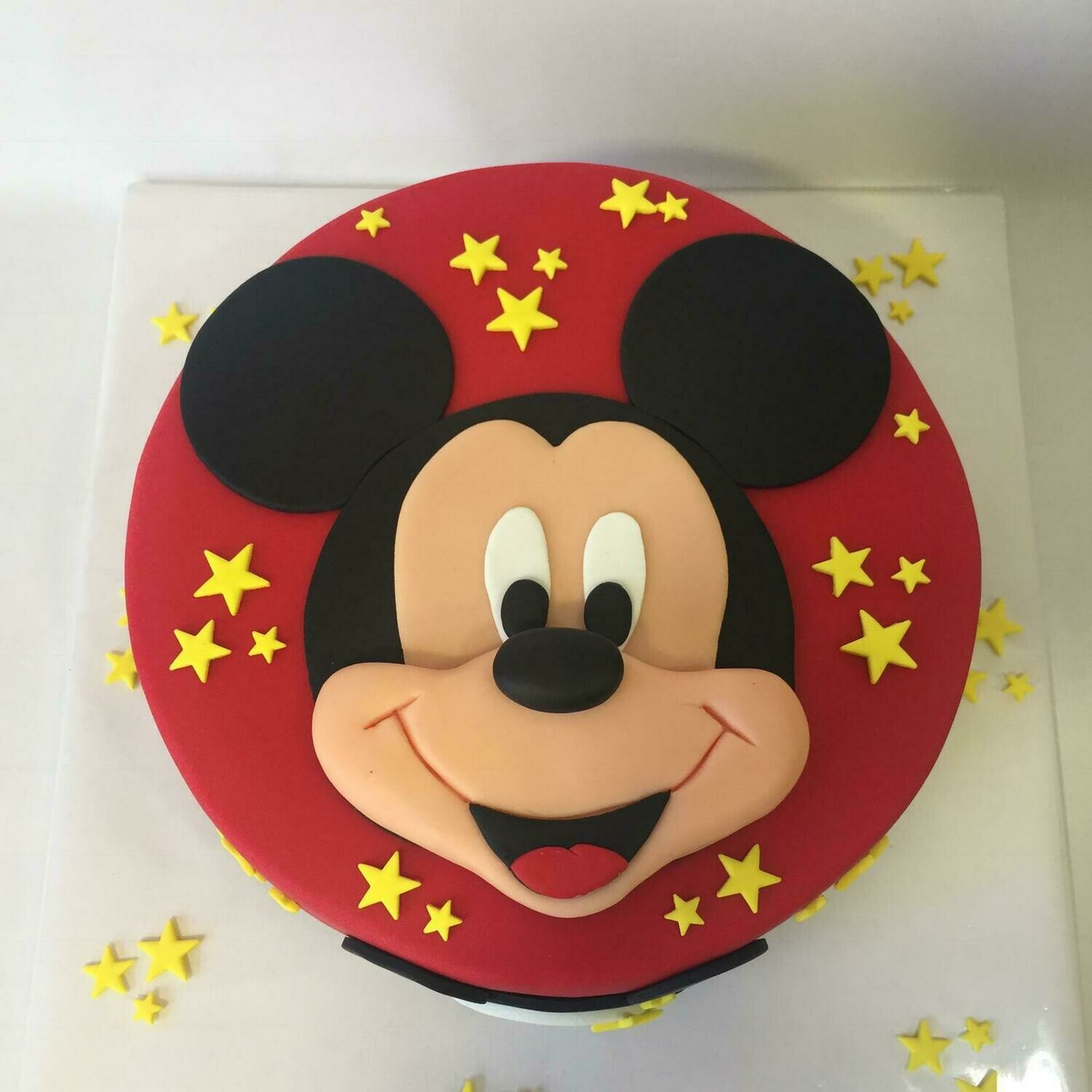 Pastís Mickey Mouse