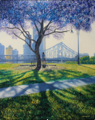 Brisbane in a Different Light Greeting Card Series 5