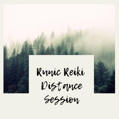 Runic Reiki - 1 Hour