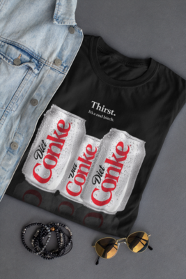 Conke Cans Tee