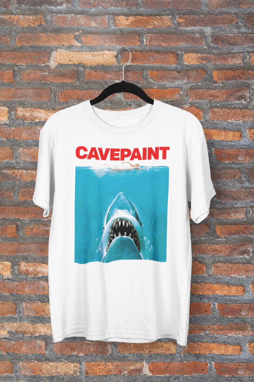 "Cavepaint ""Jaws"" Tee"