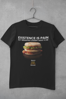 Existence is Pain Tee