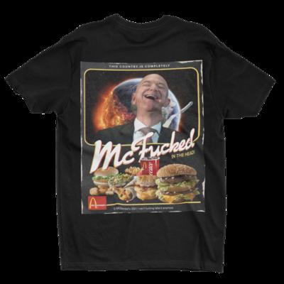 McFucked in the Head: McACAB Pocket Tee