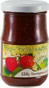 Frühlingsfee-Fruchtaufstrich BIO 220g