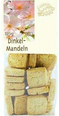 Dinkel-Mandel-Chrömli 120g BIO