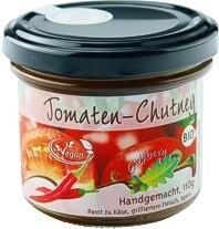 Rotes Tomaten-Chutney 110g BIO