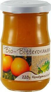 Bitterorangen-Fruchtaufstrich BIO 220g