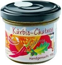 Kürbis-Chutney 110g BIO