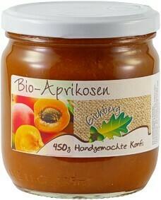 Aprikosen-Fruchtaufstrich 450g BIO