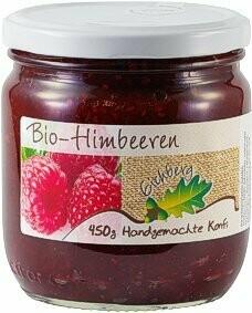 Himbeer-Fruchtaufstrich BIO 450g