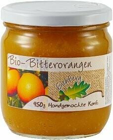 Bitterorangen-Fruchtaufstrich BIO 450g