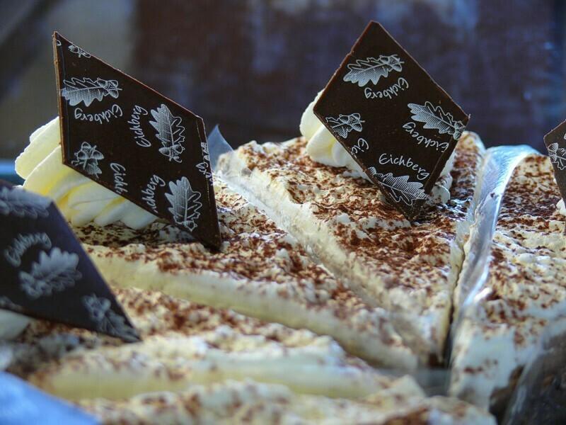 Tobleronemousse-Torte