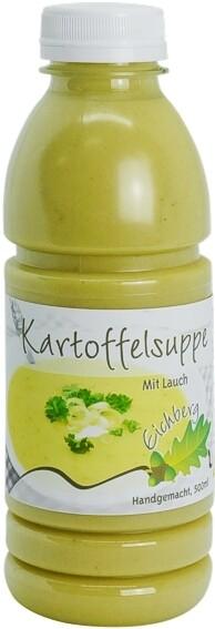 Kartoffelsuppe mit Lauch 500ml / 2 Portionen