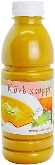 Kürbissuppe mit Curry 500ml / 2 Portionen