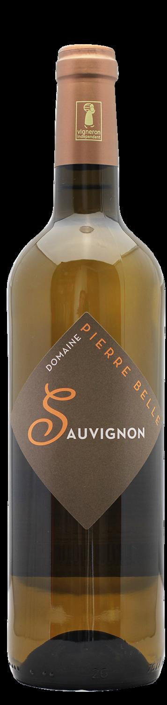 100% Sauvignon Blanc, Domaine de Pierre Belles (F) IGP coteaux de Béziers