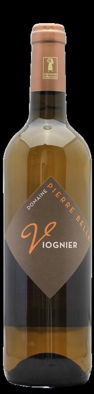 Viognier, Domaine de pierre belle (F) 2018, IGP coteaux de Béziers