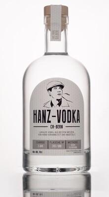 HANZ-VODKA 70cl-Flasche 40% Vol.