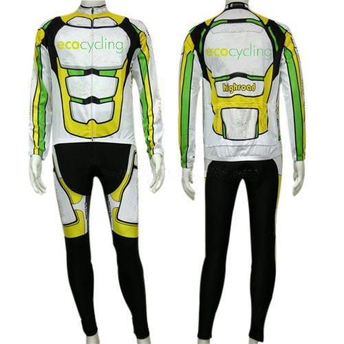 Ecocycling Team Racing Jersey (top only)