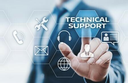 Classique Desktop / Support utilisateur pour un   poste de travail sur un mois.
