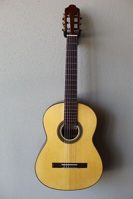 Marlon (Francisco) Navarro Spruce Top Classical Guitar