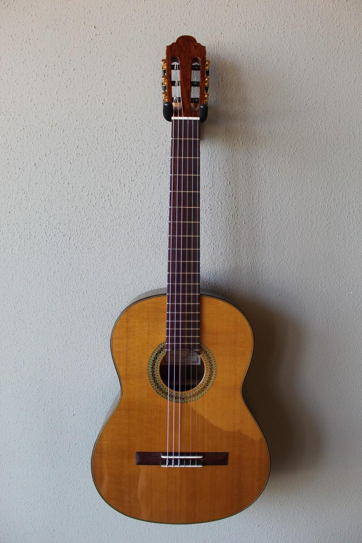 Marlon (Francisco) Navarro Cedar Top Classical Guitar