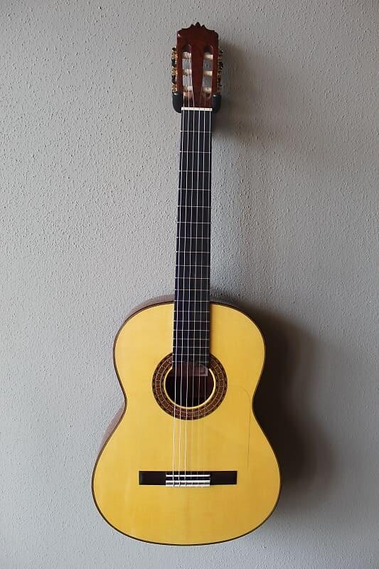 Francisco Navarro Concert Flamenco Negra Guitar
