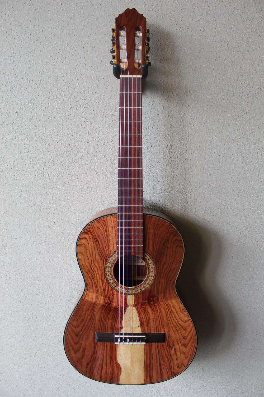 Francisco Navarro Jr. Premium Wood Tesoro Model Classical Guitar