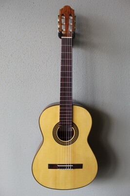 Marlon (Francisco) Navarro Left Handed Spruce Top Classical Guitar