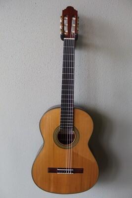Marlon (Francisco) Navarro Left Handed Cedar Top Classical Guitar
