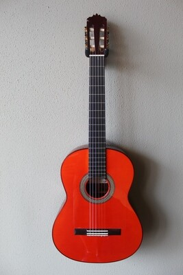 Francisco Navarro Concert Flamenco Negra Guitar - Conde Hermanos Tribute