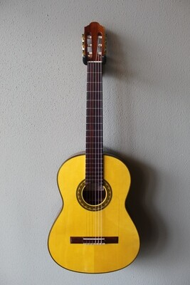 Marlon (Francisco) Navarro Left Handed Flamenco Negra Guitar