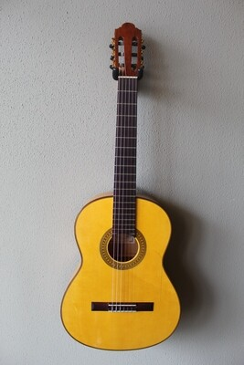 Marlon (Francisco) Navarro Flamenco Blanca Guitar - Second