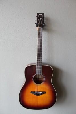 Yamaha FG-TA TransAcoustic Dreadnought Acoustic Guitar