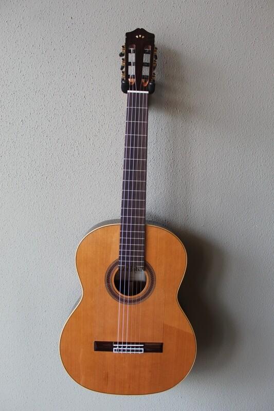 Cordoba F7 Paco Flamenco Negra Guitar with Gig Bag