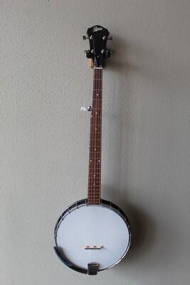 Rover RB-20 Open Back 5 String Banjo with Gig Bag