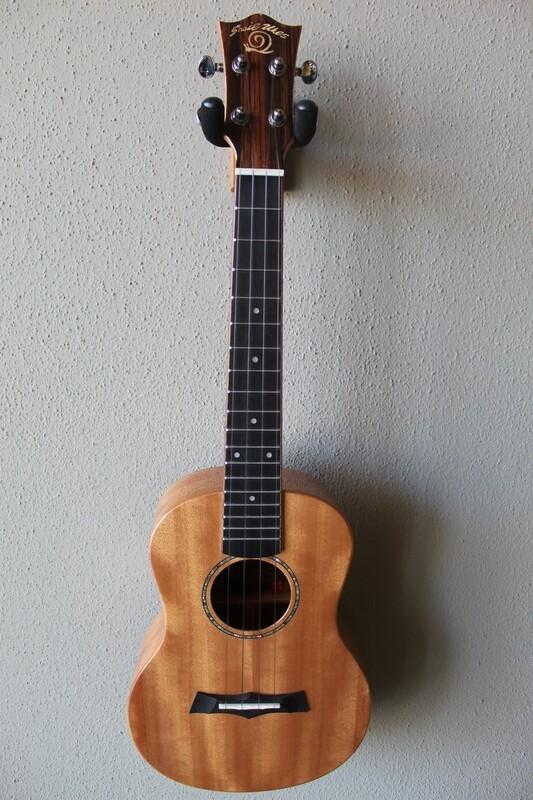 Amahi - Snail Ukes - Tenor Size Ukulele - Model SUT-M3 - with Gig Bag - All Solid Wood