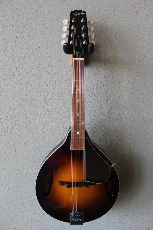 Kentucky KM-150 A-Style Mandolin with Gig Bag
