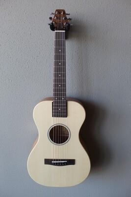 Journey PJ410N Puddle Jumper Solid Top Acoustic Travel Guitar