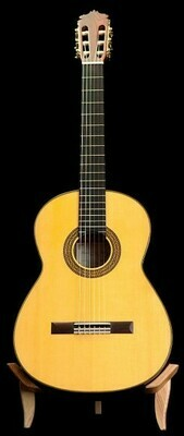 Francisco Navarro Spruce Top Concert Classical Guitar
