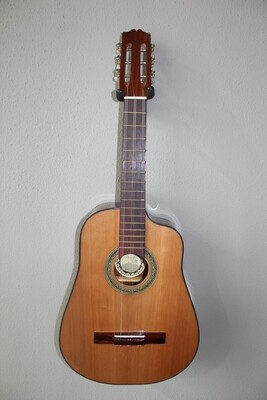 Paracho Elite Guitars Havana Model Cuban 6 String Tres with Gig Bag
