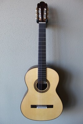 Used 2020 Francisco Navarro Grand Concert Hauser Model Classical Guitar