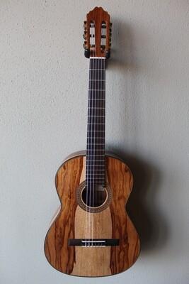 Francisco Navarro Jr. Premium Wood Tesoro Model Classical Guitar - 630 Scale