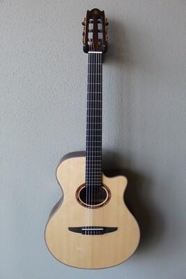 Yamaha NTX3 Acoustic/Electric Nylon String Classical Guitar