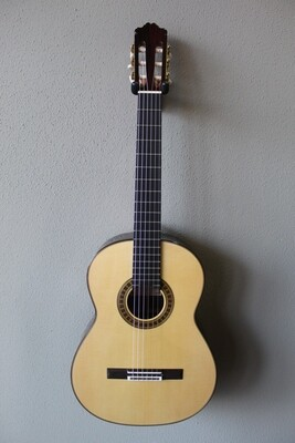 Francisco Navarro Grand Concert Rodriguez Model Classical Guitar