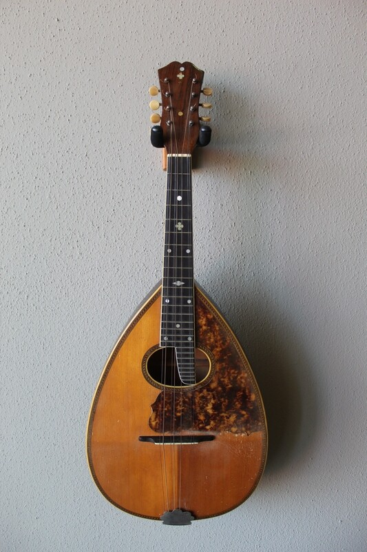 Used 1920 Stahl Mandola by the Larson Brothers