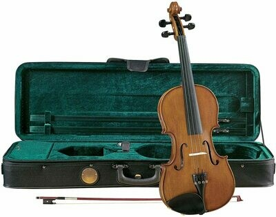 Cremona SV-175 Violin Outfit with Case and Bow - Full 4/4 Size