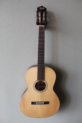 Guild P-240 Memoir Parlor Size Steel String Acoustic Guitar with Gig Bag